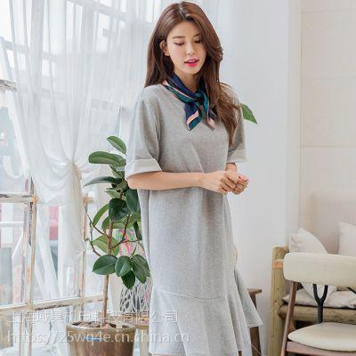 娅迪斯琪原单品牌女装尾货折扣女装 杭州服装尾货批发市场在哪黄色职业女装