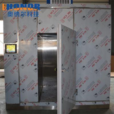 买解冻机肉类二四分体不锈钢低温高湿解冻机厂家奥纳尔