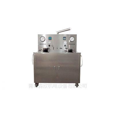 青岛森欣HTD8240型高温高压稠化仪