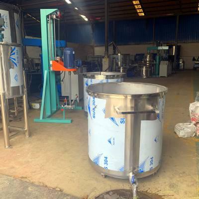 广州200L光油分散机 防爆油漆分散机 高速液体搅拌机生产厂家
