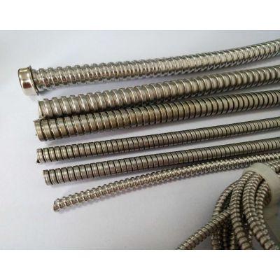 云南Φ12不锈钢金属软管,双扣金属导线管,双钩可挠性金属软管价格