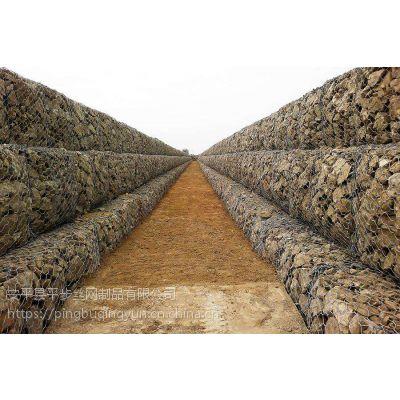 铅丝笼石笼网格宾#水库石笼网施工