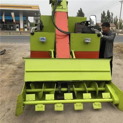 螺旋刮板清理车 润丰 可升降高度自卸出粪清粪车