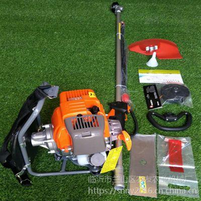 背负式多功能锄地松土机 电动锄草机价格 割草机图片