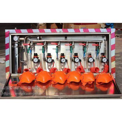 矿井压风自救装置ZYJ-M6 井巷或峒室的自救装备