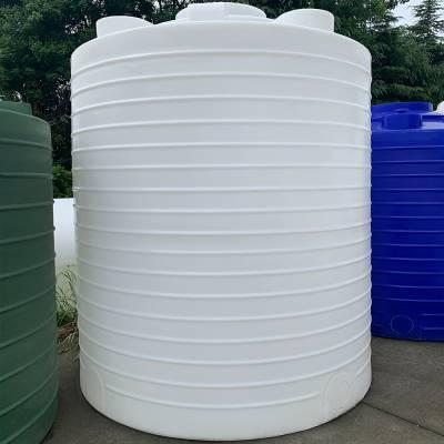 供应威海 1-50吨塑料水箱 坚固耐用PE水箱 多种容器型号选择 滚塑容器厂家