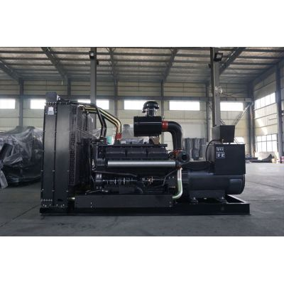 600KW上柴正新发电机价格 600KW上柴发电机厂家