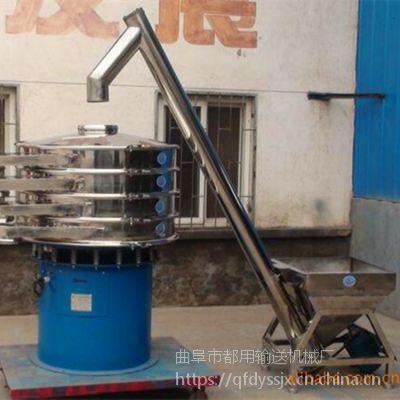 螺旋输送机国内外发展厂家推荐 定做给料机
