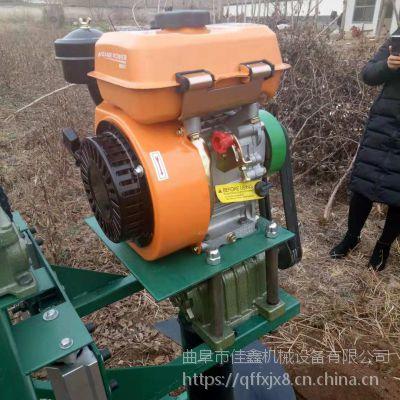 佳鑫黄土高原沟坡整地挖坑机 荒山荒地种植耐用挖坑机 超硬土质打洞机生产厂家