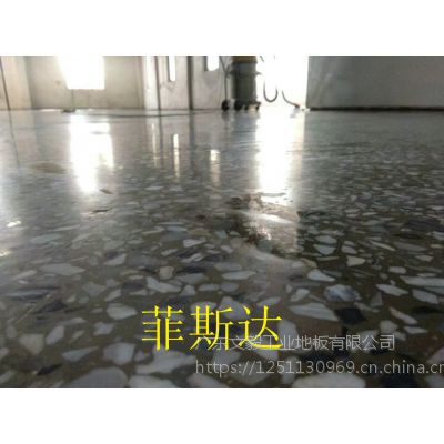 鼎湖凤凰镇厂房地面翻新—莲花镇水磨石固化