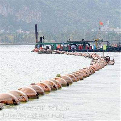 超高分子量聚乙烯管浮体10寸疏浚浮筒价格