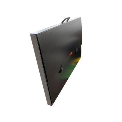 防静电手提整理箱 收纳箱塑料 工程测绘图纸收纳箱扁平PP中空板