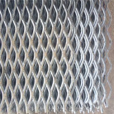 菱形孔重型钢板网 铝板装饰网 304材质不锈钢钢板网