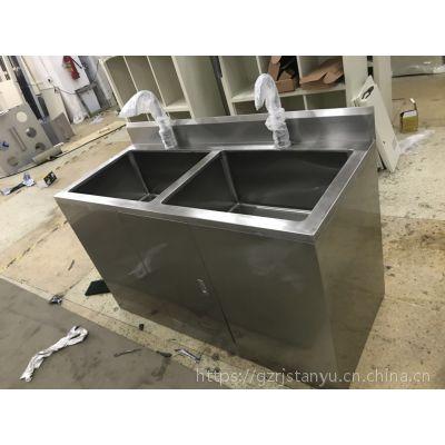 WOL工厂供应实验室洗手池 医疗洗手池 不锈钢洗手池