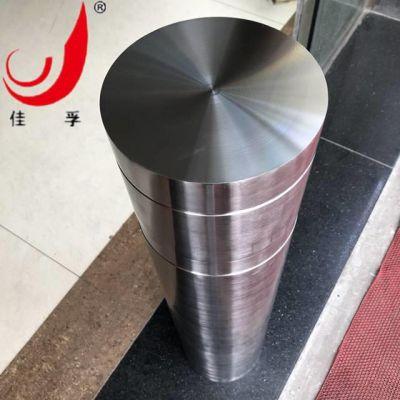 不锈钢防撞柱  不锈钢阻车桩 液压升降