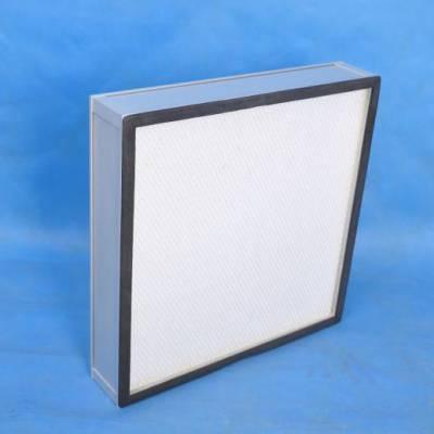 无尘车间高效过滤器生产厂家 洁净室专用 立式无隔板高效过滤器