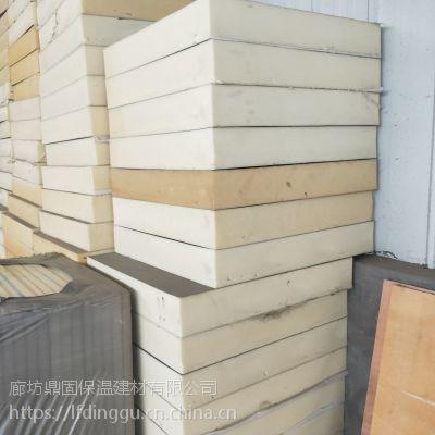 青海鼎固80mm外墙聚氨酯复合板厂家
