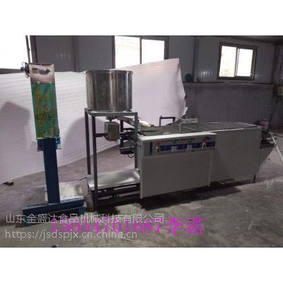 豆腐皮机大体售价金盛达豆腐皮机操作方法