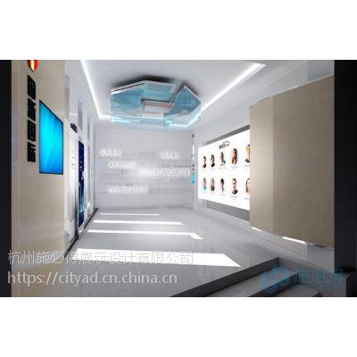 企业展厅设计注意哪几点