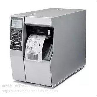 新一代斑马ZT510 系列工业条码打印机首次亮相