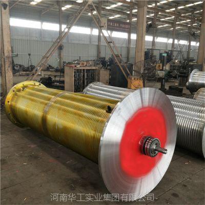 直径400×2000行车钢丝绳卷筒组 起重机卷扬机卷筒 可来图定制