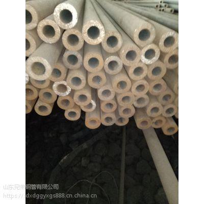 黑龙江Q235B小口径薄壁吹氧管 22*2加长直缝焊管报价