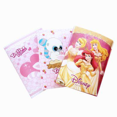儿童纪念相册 4寸PP塑料相册 卡通印刷活页相册