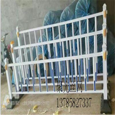 马路护栏 市政道路护栏网 公路隔离栅栏 道路中央护栏
