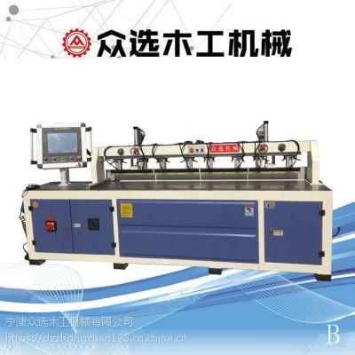 湖南众选橱柜生产门芯板码头铣型机木工行业设备