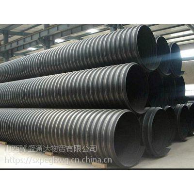 山西钢带管包括有太原钢带排水管和晋中钢带波纹管
