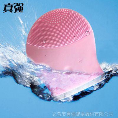 新款便捷充电式洁面仪 防水免手洗快速洁净面女生卸妆工具可代发