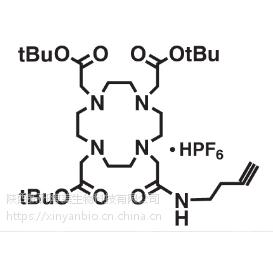 Butyne-DOTA-tris(t-butyl ester),螯合剂