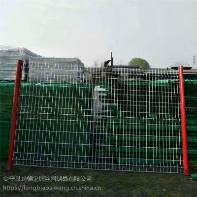 公路护栏网厂家 车间可移动隔离栅 道路防护网