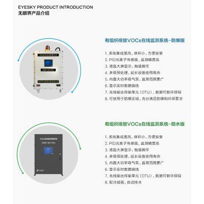 VOCs自动监测报警系统