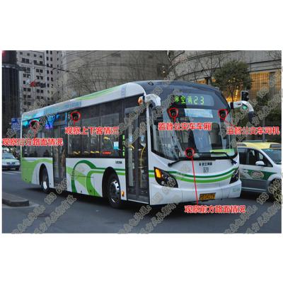 公交车4G视频录像主机_班线车GPS定位系统_农村客运车辆北斗监控