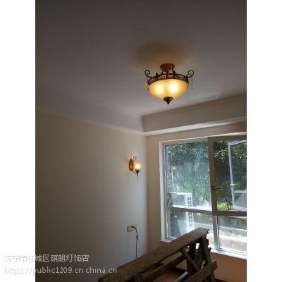 济宁高端灯饰领导品牌米兰名灯告诉您 济宁吊灯的选购技巧和注意事项