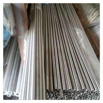 不锈钢毛细管价格 精度高上海304不锈钢精密管 现货