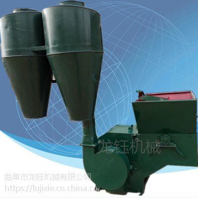 新品自动进料粉碎机 加厚型自动进料饲料粉碎机