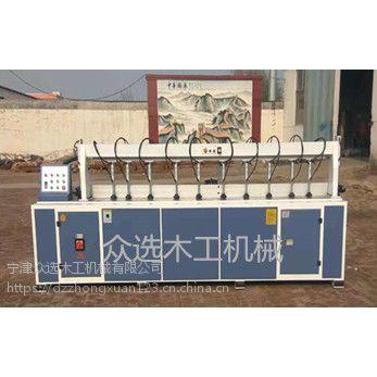 众选木工机械数控异形修边机实木板材加工机械