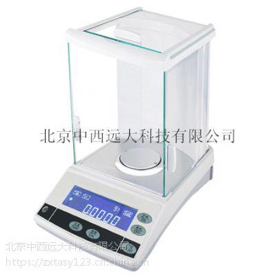 自动内校电子分析天平(220g/0.1mg)型号:SHP1-FA2204B库号:M210371