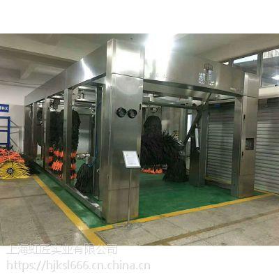 凯萨朗全自动洗车机,你准备好了吗隧道式九刷KSL-9SB-F包安装