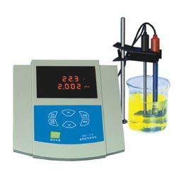 中西(LQS现货)电导率仪(数显) 型号:CN61M/DDS-11A库号:M188240
