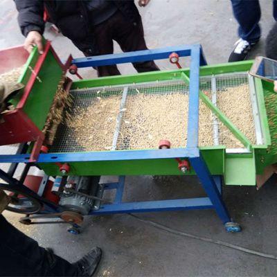 筛选机视频 玉米大豆花生小麦菜籽筛选机