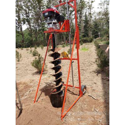 打电杆洞立视频坑挖坑机进口配置全集强劲大全歌雷州电杆动力有力图片