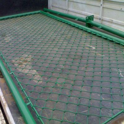 田径场地围网 绿化其围栏 体育场护栏