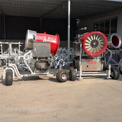 厂家直销小型造雪机做工精细出雪量人工产造雪机价格好