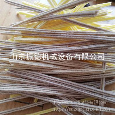 振德定制 十用型杂粮食品膨化机 五谷杂粮弯管型膨化机 炒米型谷物江米棍机