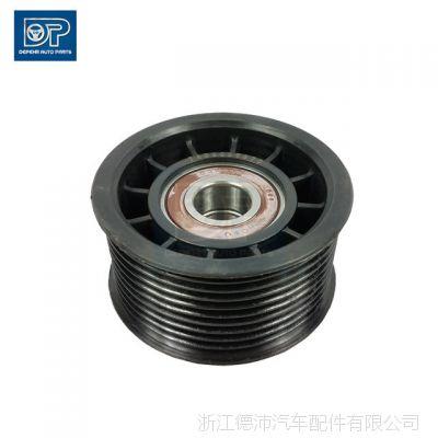 浙江德沛欧系商用车发动机修理件副厂件沃尔沃雷诺卡车皮带驱动涨紧轮7408086970/8086970