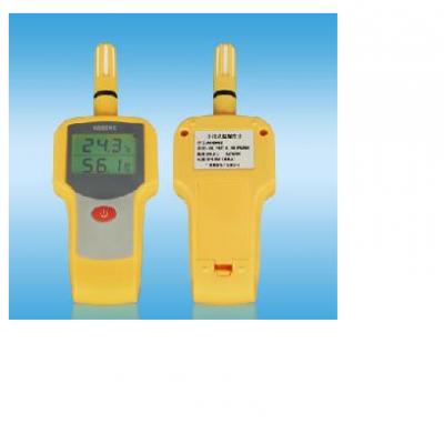 中西厂家手持式温湿度计 型号:GZ288-AH8002库号:M340686