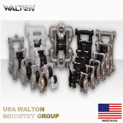 进口气动隔膜泵 美国WALTON沃尔顿品牌